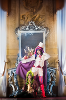 Ao no Exorcist - Demon sisters by KiaraBerry