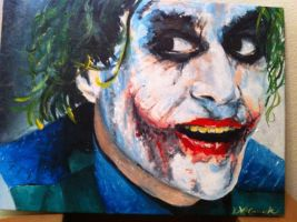The Joker 2 by Classikelly