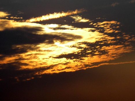 sun and clouds by karotte71