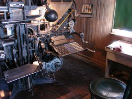 Strathmore Standard - Linotype by Nefthys