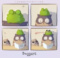boggart - 44 by Apofiss