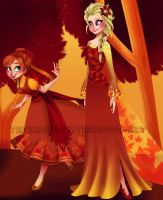 Autumn outfit by TheBirdFromTheMoon