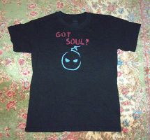 I made a T-Shirt! by Smirkat