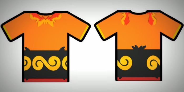 Emboar Tshirt Design (Camiseta Emboar) Pokemon by toxicsquall