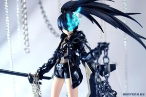 Black Rock Shooter by HunterX-v2