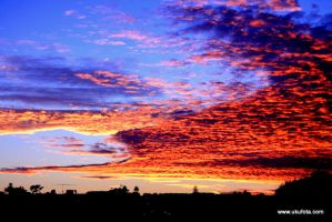 Clouds of Colour by ukufota