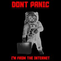 Don't Panic by GaryckArntzen