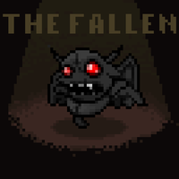 The 8-bit of Isaac: The Fallen by megablast