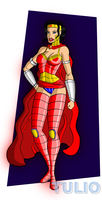 Wonder Woman XXVI by TULIO19mx