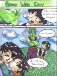 Envy by megaminoeien by Videl-Gohan