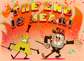 The End Is Near! by SammyTorres