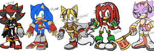 sonic swaps by SA2OAP