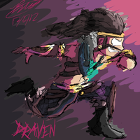League of Legends: Draven by Twisted4000
