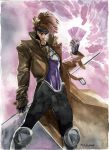 Paris Manga 2009  - Gambit by MahmudAsrar
