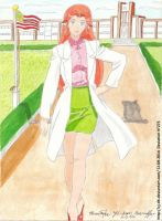 Malon modern in teacher by CJ-DB