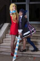 Anarchy Panty and Stocking by Sakurikacosplay