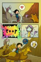 Rainbows and Rainclouds pg 23 by Kiriska