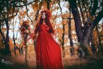 Mabon - Autumn Goddess by LucreciaMortishia