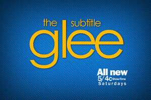 Glee : The Subtitle | Show-Time.ir by MSaadat10