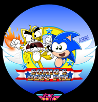 Starbomb-Sonic's best pal by MarkProductions