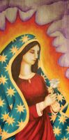 Our Lady of Guadalupe by toxicness