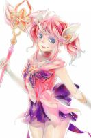 Star Guardian LUX!!!!!!!!!!!!!!!!!!!!!!!!! by rozemira