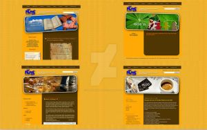 NTUMS website - more pages by sarthahirah