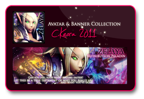 Avatar Banner Collection: Zelaya by X-Lydeck