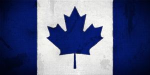 Toronto Maple Leafs Flag by bbboz
