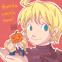 FFTactics - Thank you pic by jingster