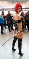 NYCC'14 Chastity II by zer0guard