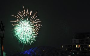 Fireworks by taipan-snake