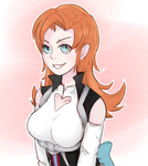 Long-Haired Nora by Hiwonoafu