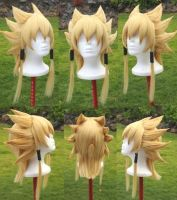 Jack Atlas Wig Commission 2 by RHatake
