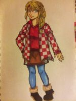 Astrid Outfit Change by Millie-Rose13