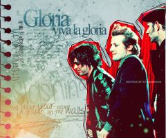 Green Day - Viva la Gloria by ViictimOfAuthority