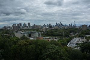 View from Casa Loma 3 by JacketBird