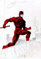 Daredevil by stevec78
