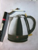 stainless kettle by luwe2009