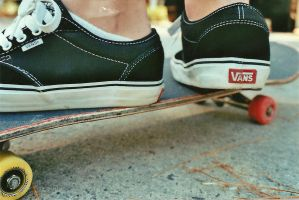 Yesterdays Vans by EAKabakjian
