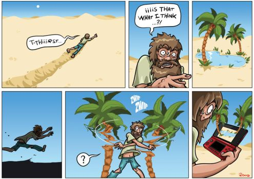 NGamer 15: 3DS Delusions by captainaugust