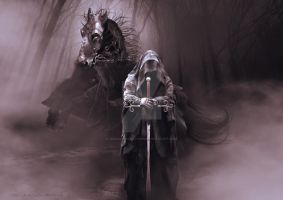 Nazgul by babsartcreations