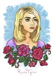 Rose Tyler by MaddRaVen