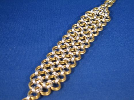 Japanese Weave Bracelet by NonProphetable
