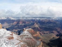Grand Canyon after a Storm by LaurelPhotoandCraft