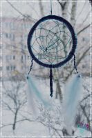 Winter Dreamcatcher by SenbouSoul