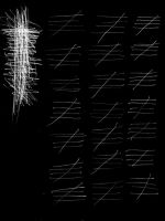 Hand Drawn Tally Marks by Stoo-stock