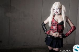 Harley Quinn by Samathecat-in