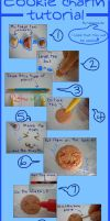Cookie tutorial Polymer clay by Hiru-chan