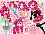 Human-PinkiePie-Thing by Zorbitas
